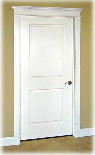 Interior Door Molding : Interior door what is casing
